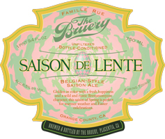Product - Bruery Saison De Lente