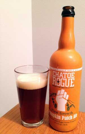 Rogue Pumpkin Patch Ale Beer Guy La