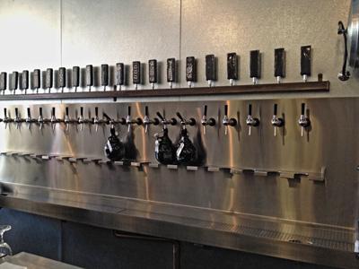 Stone Store taps