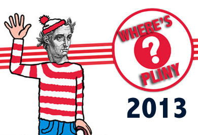 Where&#039;s Pliny 2013