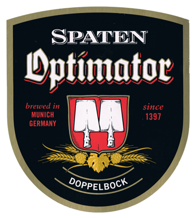 Spaten Optimator - Spaten-Franziskaner-Bräu - Beer Guy LA