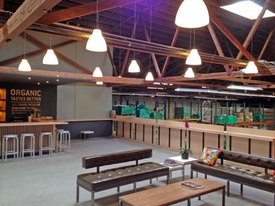Greenbar bar