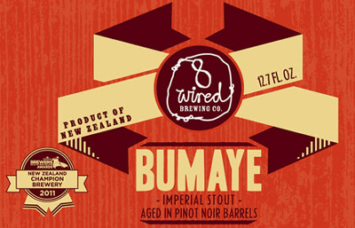 8 Wired Bumaye Label