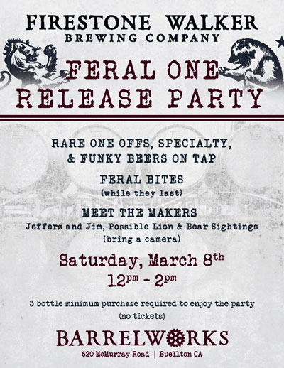 Feral One event