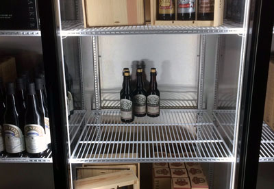Firestone Walker Feral One shelf
