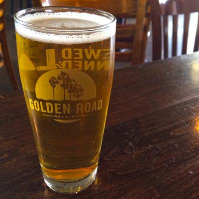 Golden Road 329 Lager