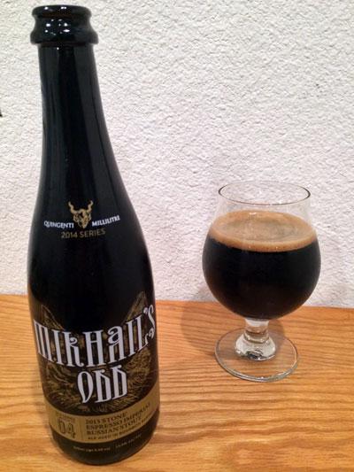 Stone Mikhail's Odd Pour