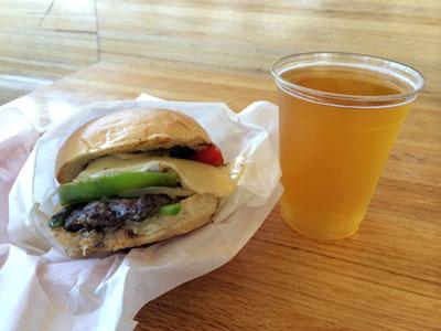 Philly Burger and Holy Jim Falls XPA